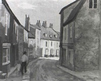new street, woodbridge by william mcdowall