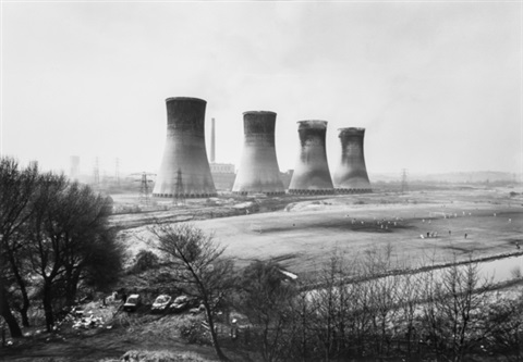 agecroft power station pendlebury salford by john davies