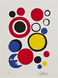 무제 untitled by alexander calder