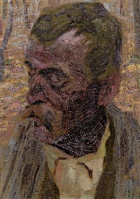 porträt by leopold blauensteiner
