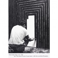 frank stella, new york by matthew antezzo