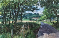 the road to kinnaird by james mcintosh patrick
