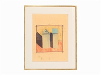 Aldo rossi auctions results artnet for Armadio studio