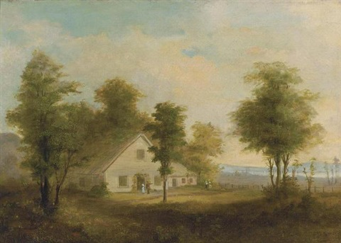 summer by robert scott duncanson