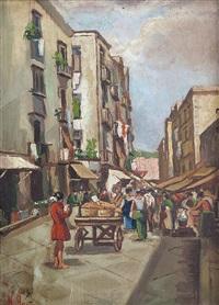 mercatino partenopeo by nicola ascione