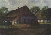 a farmhouse by peter van den braken