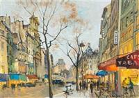 rue st. antoine by constantine kluge