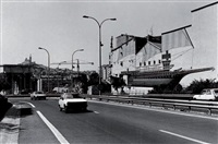 marseille, entrée autoroute nord by pierre-jean amar