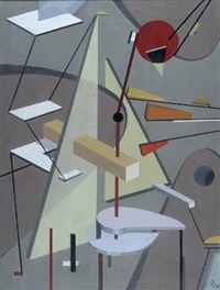supermatismo by el lissitzky