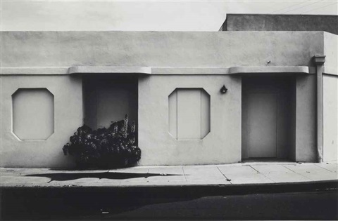 corona del mar by lewis baltz