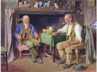 village gossip by henry edward spernon tozer