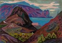 krim-landschaft by roman selski