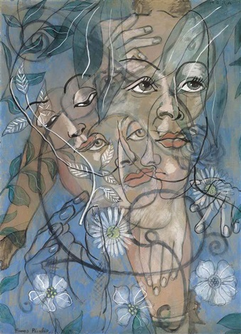 hera by francis picabia