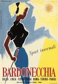 bardonecchia by italo campagnoli