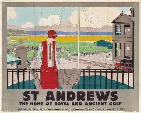st andrews by reginald edward higgins