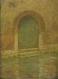 goldoni's door by hermann dudley murphy