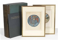 the flower book: reproductions of 38 watercolour designs by edward burne-jones