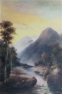 maitai river by thomas attwood