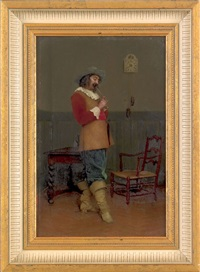 the smoker by jefferson david chalfant