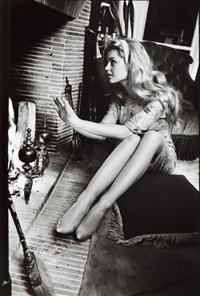brigitte bardot by luc fournol