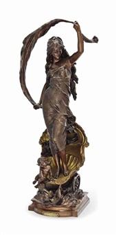 le char d'aurore by auguste louis mathurin moreau