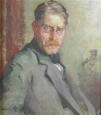 portrait of w s anderson by henry young alison