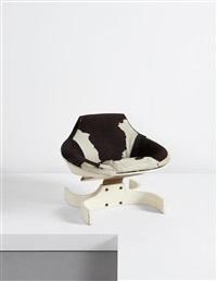 sella lounge chair by joe colombo
