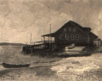 reminiscences of glen cove by charles lewis fussell
