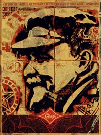 lenine by shepard fairey
