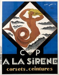 a la sirene by rené albert