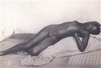 études de nus et types d'afrique noire by édouard fortier