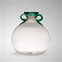 soffiato vase, model 1643 by vittorio zecchin