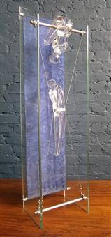 trapeze by klara jariskova