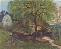 alemannisches bauernhaus by johann othmar döbeli