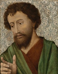 st. john the baptist by flemish school (15)