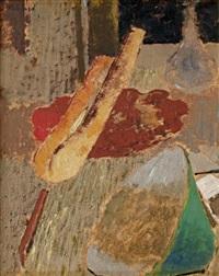 le pain by edouard vuillard