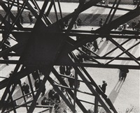 tour eiffel (étoile) by ilse bing