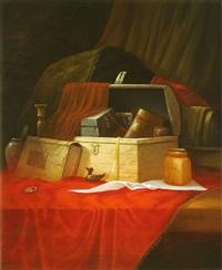 still life by moni leibovitch