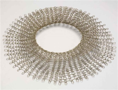 untitled s271 crown by ruth asawa