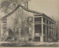 leigh house near edenton by louis orr