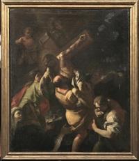 deposizione di cristo dalla croce by domenico mondo