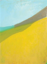 rosh hanikra landscape by ori reisman