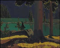 lake o'hara by james edward hervey macdonald