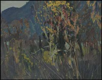 last leaves, algoma by james edward hervey macdonald