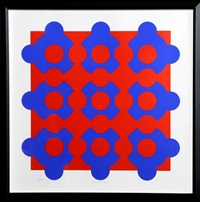 constellation 49 by victor vasarely