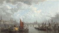 a london panorama by john macvicar anderson