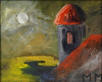 torni kuunvalossa by mauno markkula