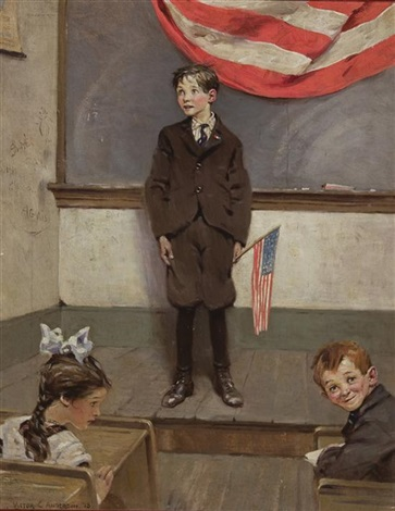 the young patriot by victor coleman anderson