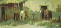 patient ponies by robert wagoner