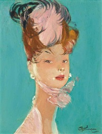 june by jean-gabriel domergue